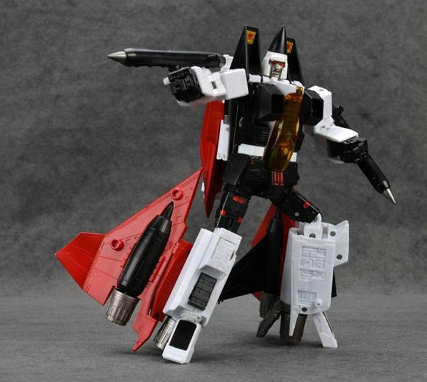 Yes-Model Set of of of 3 YM-04 Ramjet YM-05 Thrust YM-06 Dirge G1 Figures New dcf00a