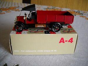 Produit Fiat Autocarro Civil (cop.) 18bl - A-4 Del1914 Rio