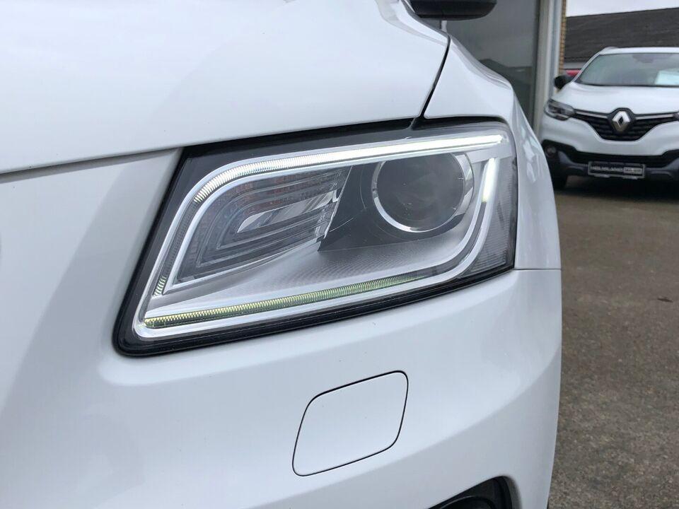 Audi Q5 3,0 TDi 245 quattro S-tr. Diesel 4x4 4x4 aut.