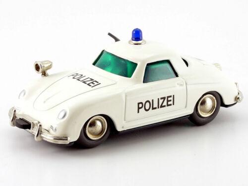 Schuco MICRO-RACER PORSCHE 356 polizia # 118