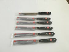 Brand New Wusthof Classic Steak - WUSTHOF CLASSIC 6-PIECE STEAK KNIFE SET