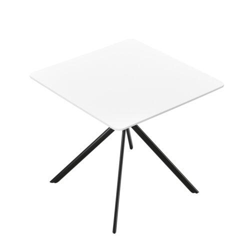 en.casa® Esstisch Küchentisch Esszimmertisch Besprechungstisch Konferenz-Tisch