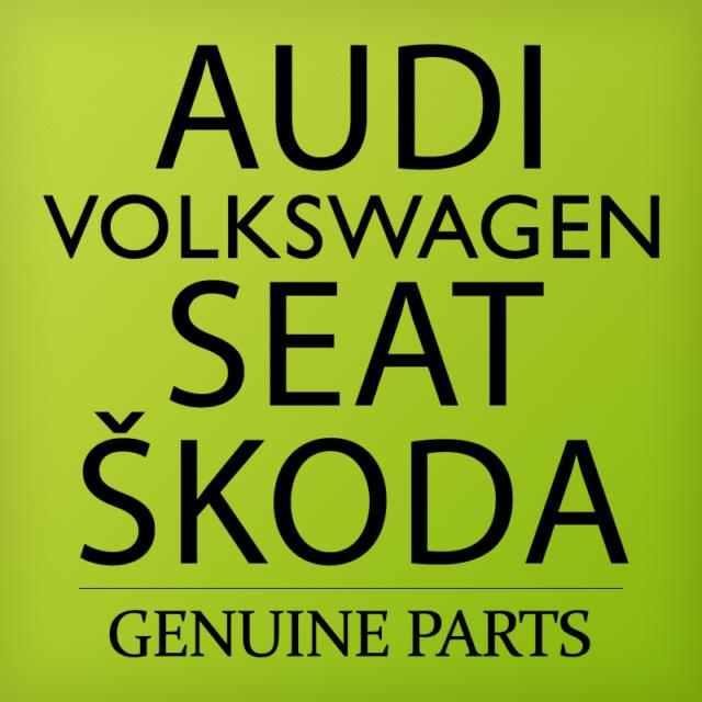 Genuine VW AUDI SKODA SEAT Hexagon Nut Self Locking M8 x10 pcs N02300311