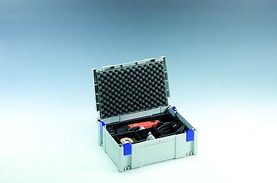 Tano Systainer T-Loc Ii Sys TL 2 Saphir Bleu 80100027 flottante avec Festool BTI