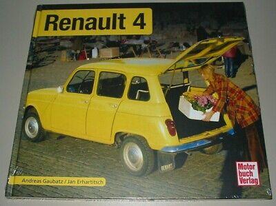 Ambitieus Bildband Renault 4 / R4 / R 4 Baujahr 1961 - 1992 Motorbuch Verlag Neu! Geurige (In) Smaak