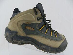 HI-TEC-Scramble-Mid-Brown-Sz-7-5-Men-Waterproof-Hiking-Boots