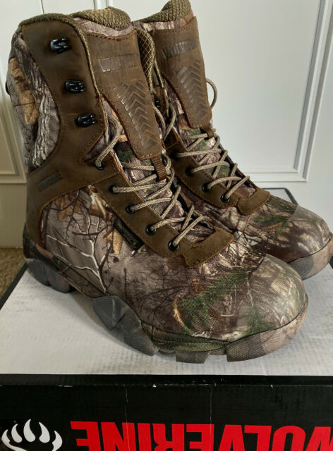 BOOTS Camouflage Waterproof Archer