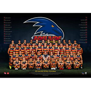 AFL-2017-Team-Adelaide-Crows-POSTER-60x80cm-NEW-Aussie-Football-League-Players