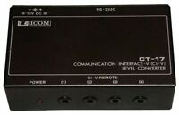 Icom Ct17 Ci-v Level Converter / Hf Pc Control Cable