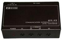 Icom Ct17 Ci-v Level Converter / Hf Pc Control Cable