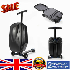 3f835e823e065 Trolley Case Scooter W  Front Luggage Travel Foldable 3 Wheels Carry ...