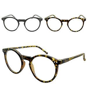 Occhiali vintage nero e oro con lenti trasparenti K1yJxLj61