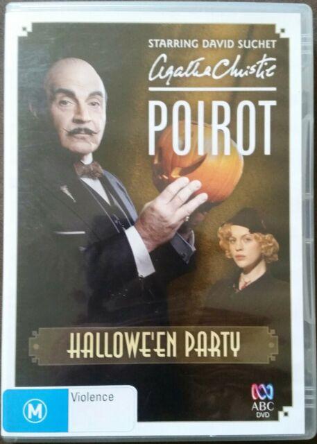 Agatha Christie - Poirot - The Halloween Party