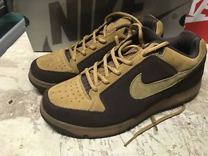 Navire Nike Sz Air Occasion Libre Skateboard Baroque Homme 307247 Brown Angus 9 222 Zoom O0nPwk8