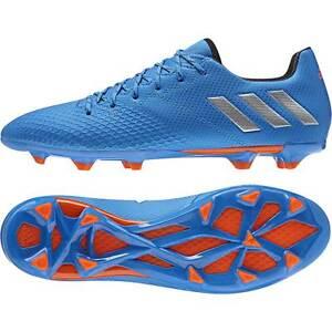 Adidas messi fg terra ferma l'erba gli scarpini da calcio maschile di dimensioni