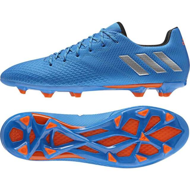 Adidas Messi 16.3 FG Firm Ground Grass Soccer Cleats --- Men s Sizes a5c79e1f2a5