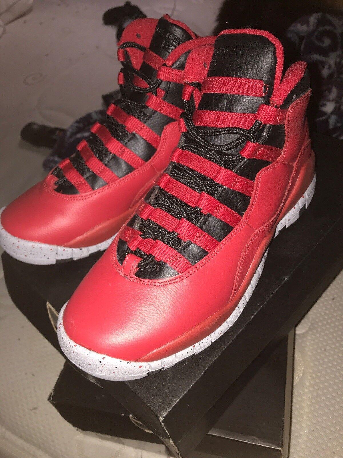 Jordan Retro 10 Bulls Over Broadway Size Size Size 5.5 dbb4e0