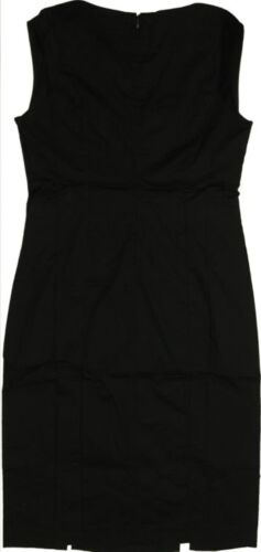 77733  Black Purple Rockabilly Sailor Dress Sourpuss Pin-Up 1940s 1950s Medium M