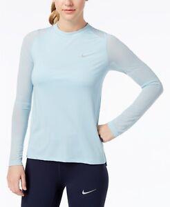 dfa8613b Nike Dry Miler Running Long Sleeve Top, 905129, Size M, MSRP $45 ...