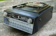 Vintage Craig Model 3130 Under Dash 8 Track Stereo Player Car Truck