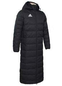 Adidas] BS0056 TIRO 17 Winter Coat Long Down Jumper Jacket Black ...