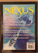 Nexus New Times Global Smart Grid NASA UFO Report Apr/May 2015 FREE SHIPPING!