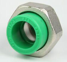 Aqua Plus PPR Kupplungsverschraubung 25mm x AG 3/4 Zoll Wasserleitung