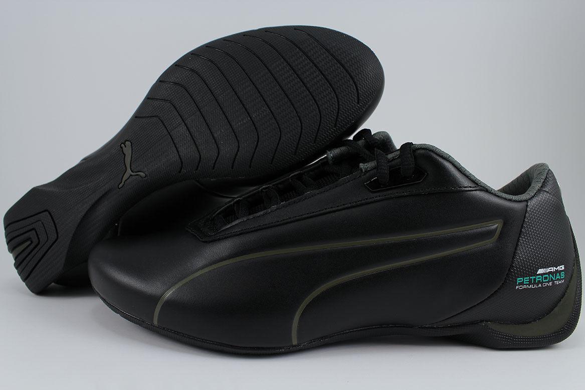Puma futuro gato mamgp Mercedes AMG - Benz AMG Mercedes F1 negro / gris oscuro de la sombra F1 nosotros hombres tamaño 3f89f4
