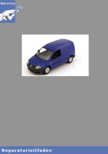 VW Caddy schema//Schema elettrico-istruzioni di riparazione 03-10 tipo 2k