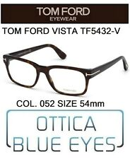 77c67bbaaf Occhiali da Vista TOM FORD TF5432V 052 54mm eyeglasses brillen FT HAVANA  ITALY