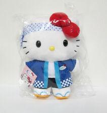 "Hello Kitty Sushi Chef AFC 30th Anniversary 10"" Plush Doll"