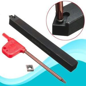 Scmcn 1010h06 máquina de torneado barra de perforación portaherramienta con 1x cuchilla ccmt 060204