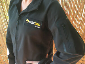 High-Quality-Black-Campsight-Branded-Ladies-Jacket