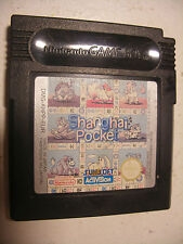 Retrogaming jeu GBA NINTENDO Game Boy Color Advance SHANGHAI POCKET Testé