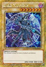 Dark Magician - MVP1-ENGV3 - Gold Secret Rare - Limited Edition Yugioh Mint/NM
