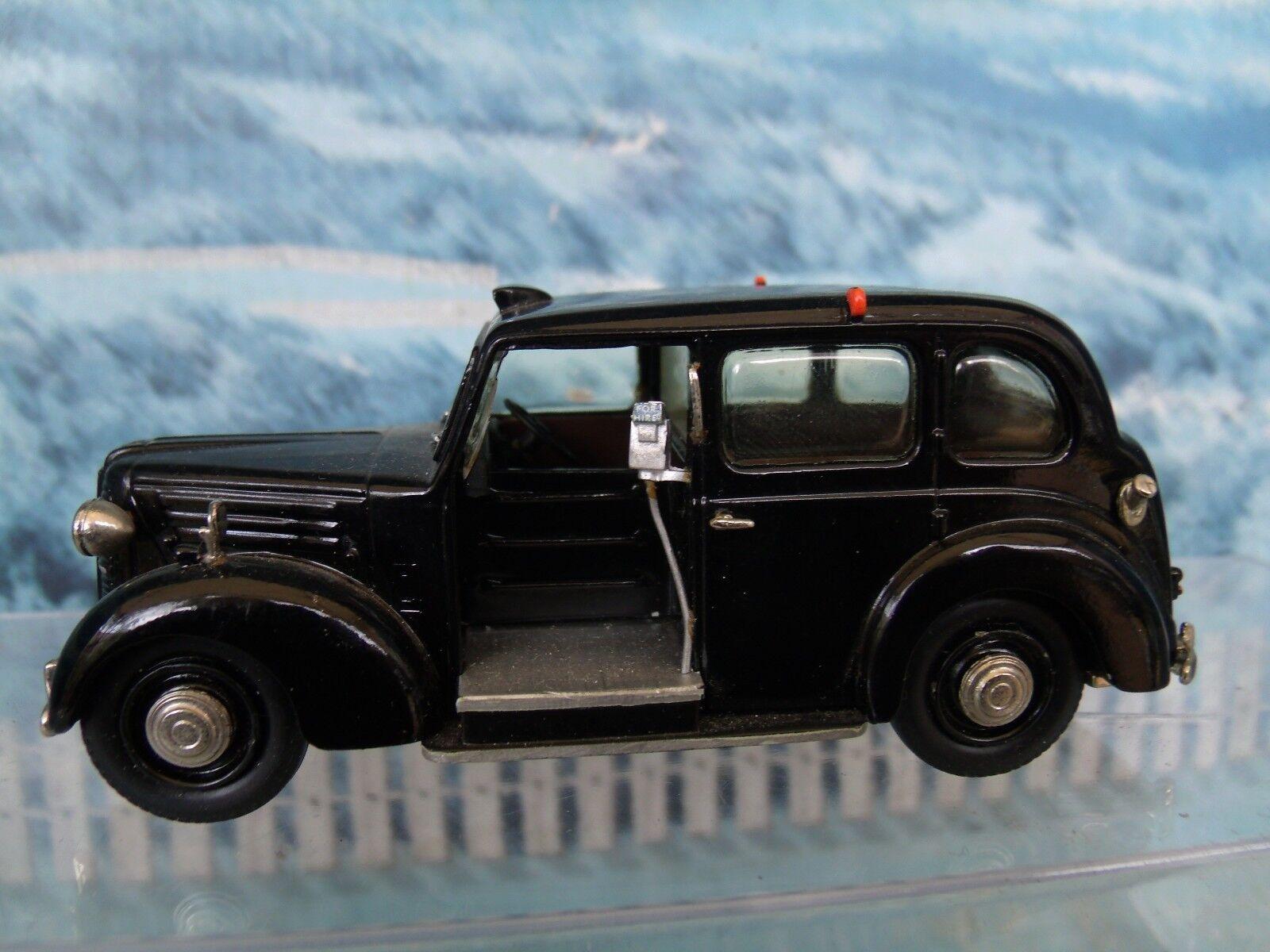 presentando toda la última moda de la calle 1 43 SMTS (Inglaterra) Austin Austin Austin FX3 Taxi Cab De Metal blancoo  Envio gratis en todas las ordenes