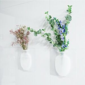 Rubber-Silicone-Floret-Bottle-Silicone-Wall-mounted-Small-Vase-15-15cm-sxt