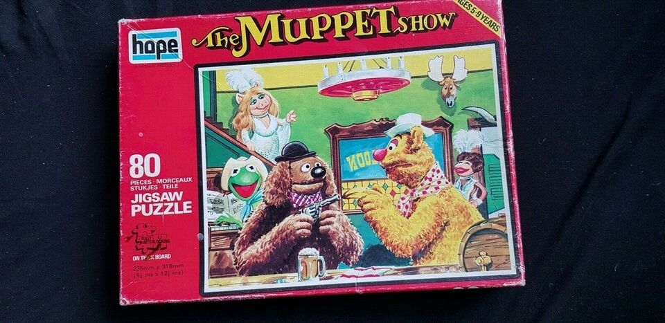 The Muppet Show, puslespil