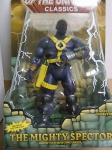 He-Man Masters of the Universe MOTU Classics The Mighty Spector 2012 Mattel NOC