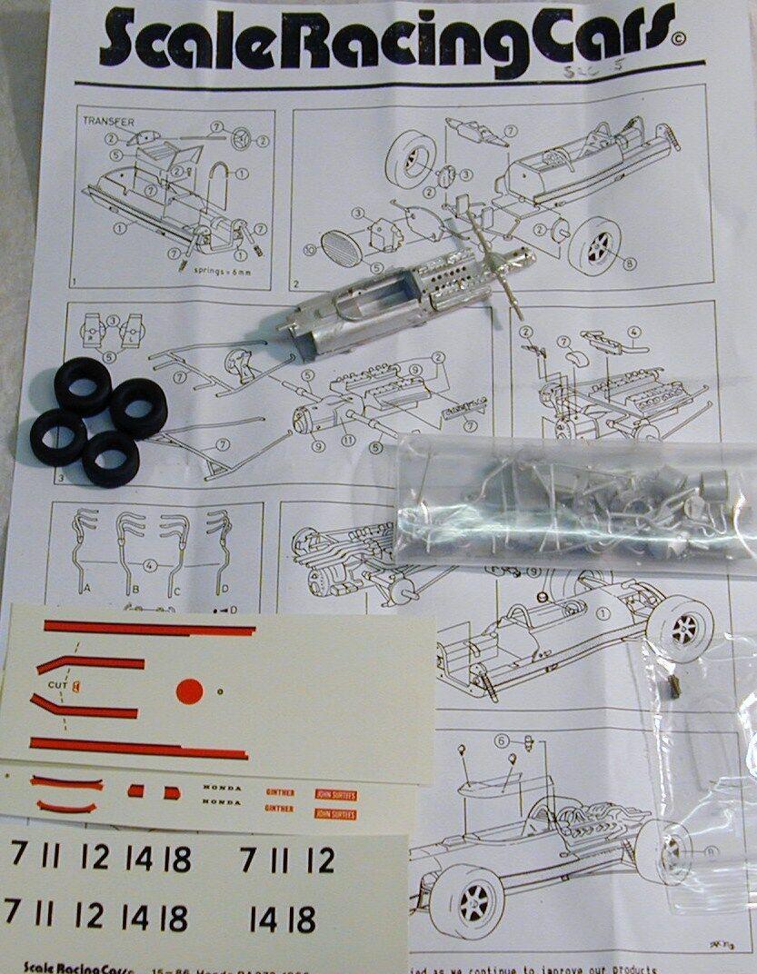 gran descuento 1 1 1 43 SRC15K 1966 Honda RA273 Kit por SMTS  tomamos a los clientes como nuestro dios