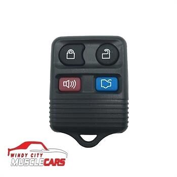 2007-10 Ford Crown Victoria Keyless Entry Key Fob Remote