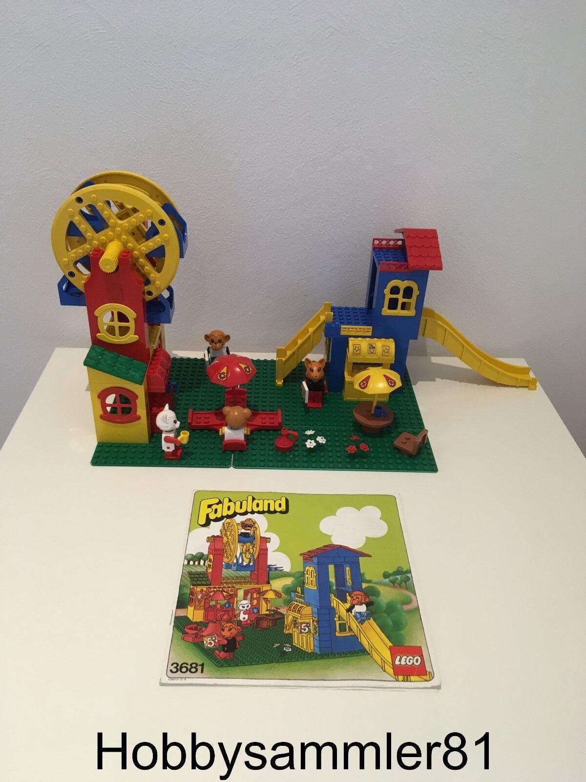 Lego® 3681 Fabuland Amusement Park - Vergnügungspark