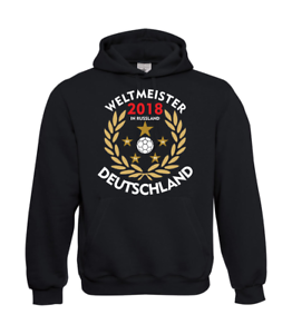 Men-039-s-Hoodie-I-Hoodie-I-World-Champion-2018-in-Russia-I-Funny-I-Patter-I-to-5XL