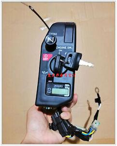 New Ignition Key Switch Control Box For Honda GX630 GX690 10KW Generator |  eBay