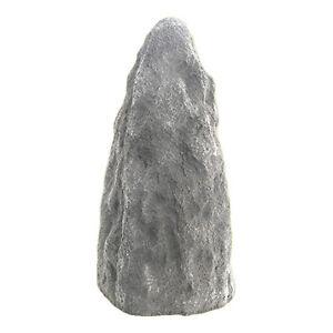 Laguna large rock receptacle cover decorative stone pt1141 for Large outdoor decorative rocks