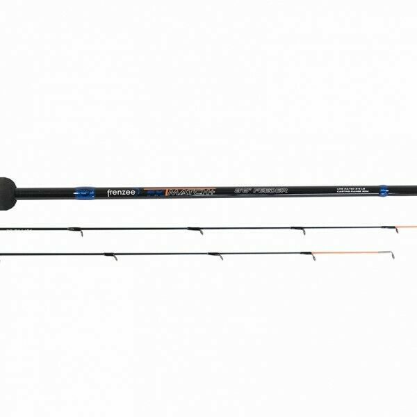 FRENZEE FXT MATCH  Più 10' Feeder Rod FRM96F Carp commerciale