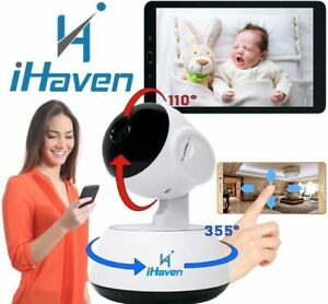 HD Night Vision Wireless WiFi Smart Home Security Camera Video Baby Dog Monitor 5060556801389