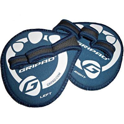 Gripad Classic Weight Lifting Crossfit  Grip Gloves Pad Blue