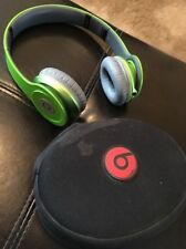 Beats By Dr Dre 0152 2000 Lime Green Mp3 Bluetooth Speaker Portable