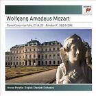 Wolfgang Amadeus Mozart: Piano Concertos No. 21 & 23; Rondos K. 382 & 386 (CD, Oct-2010, Sony Classical)
